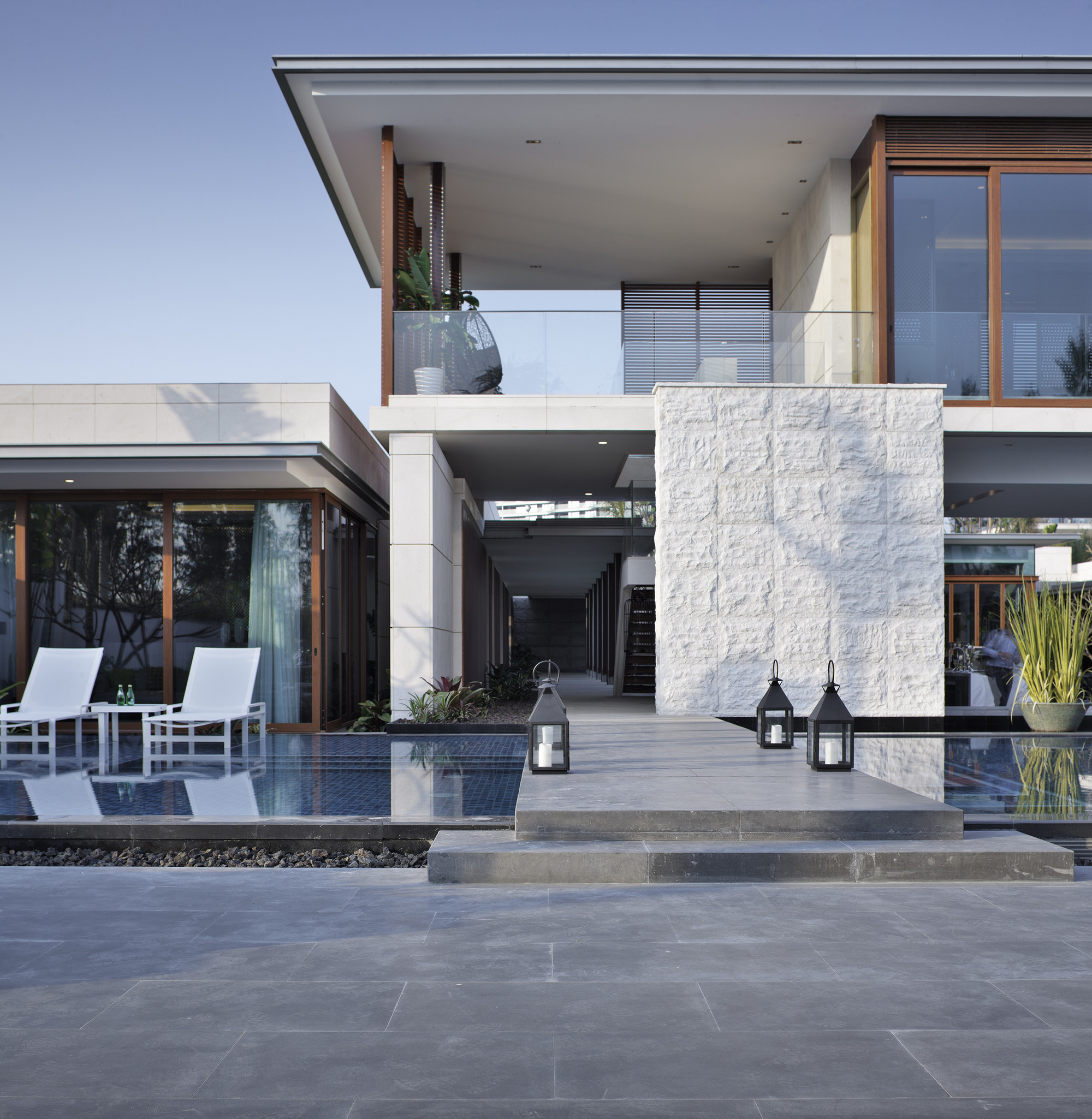 The Chenglu Villa by GAD Architecture in China