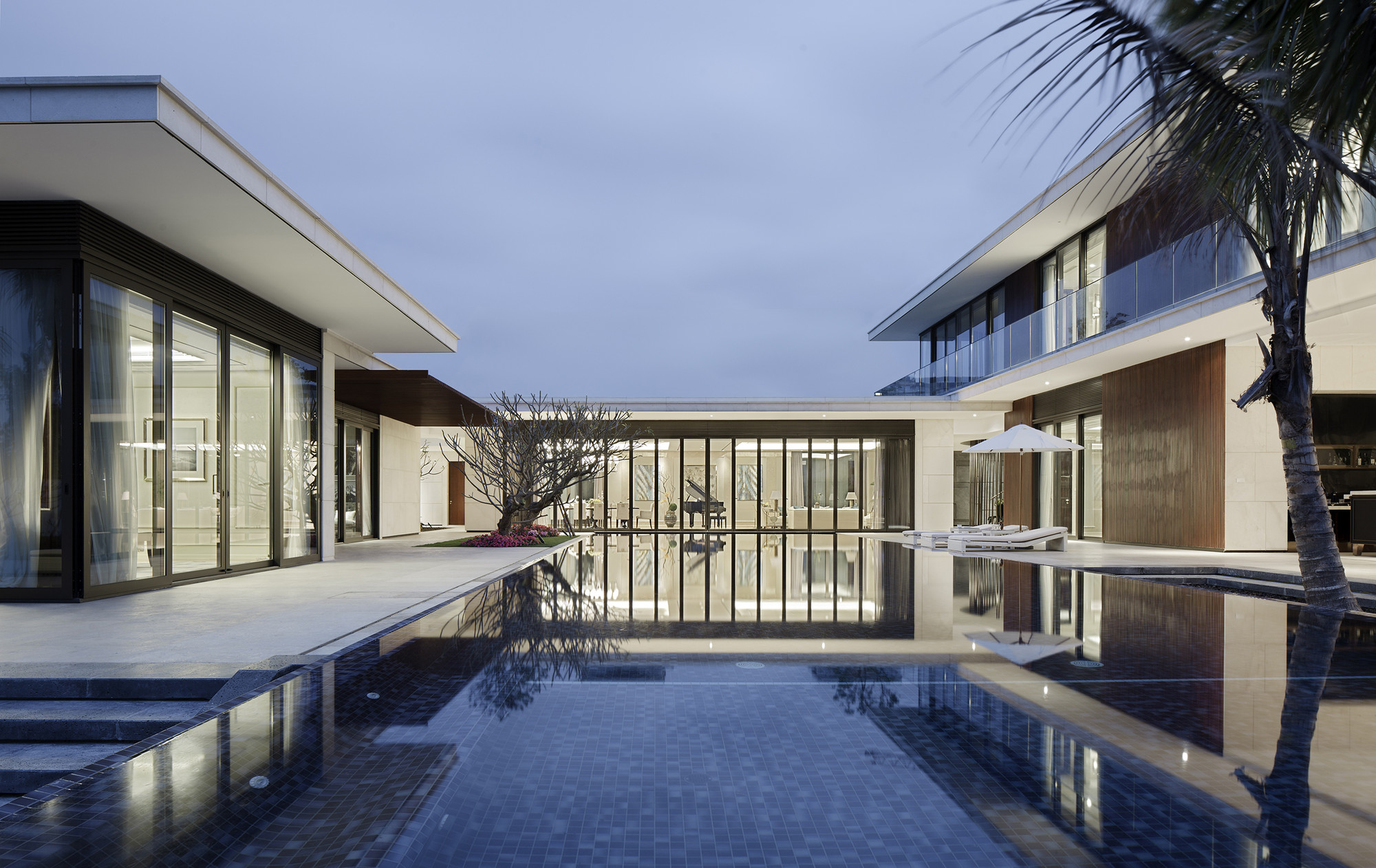 The chenglu villa by gad architecture in china for Villa architect