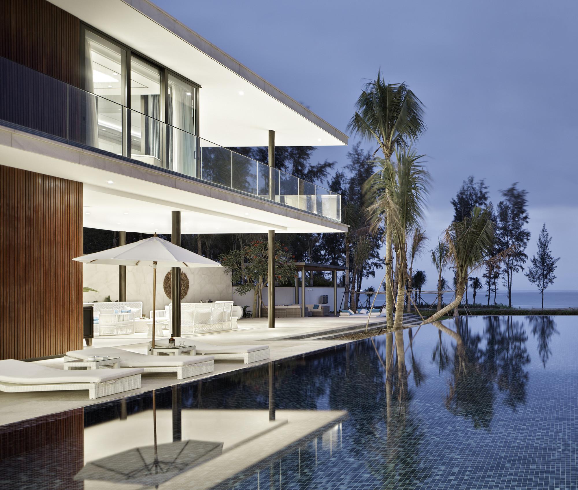 The chenglu villa by gad architecture in china for Donasea villas 7