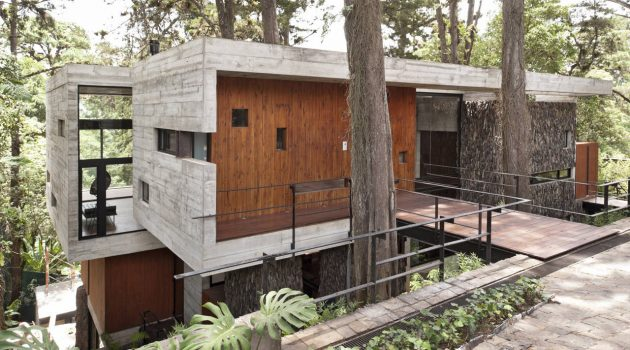 The Corallo House by PAZ Arquitectura in Guatemala