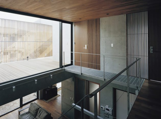 The FOO House by APOLLO Architects in Yokohama