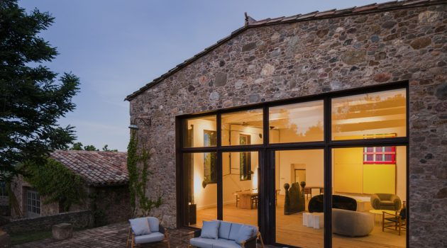 The Fascinating Casa Empordà by Rife Design in Girona, Spain