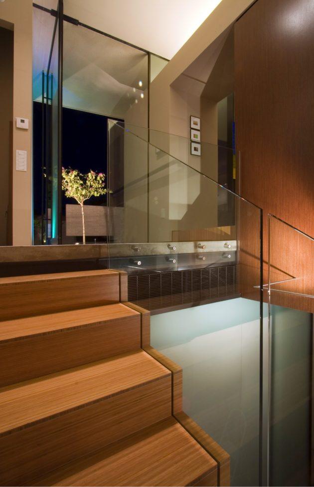 The Lake Residence by Architekton in Arizona