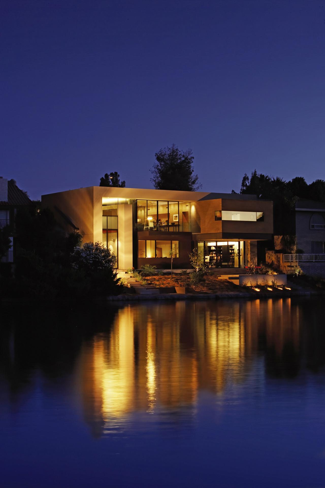 The Lake Residence By Architekton In Arizona Design