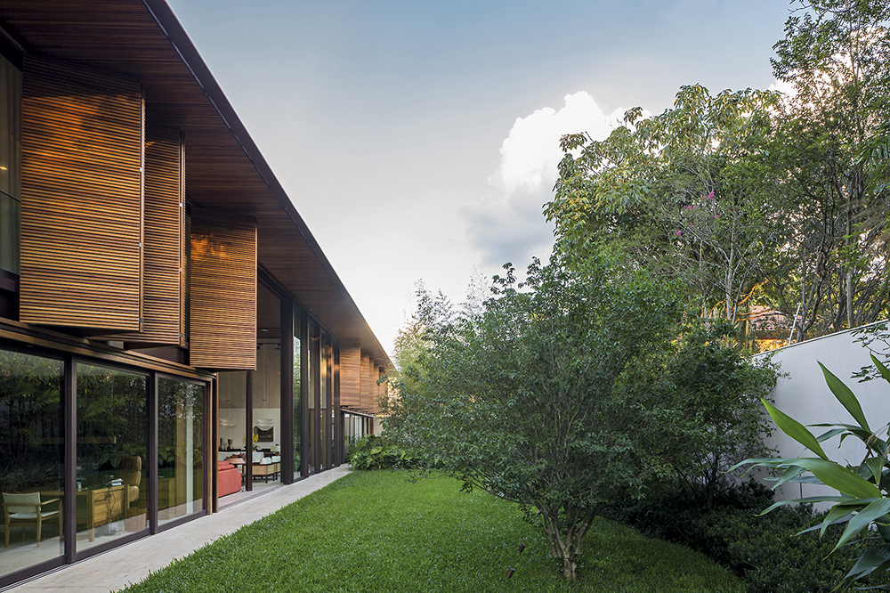 The Mla House By Jacobsen Arquitetura In Sao Paulo Brazil