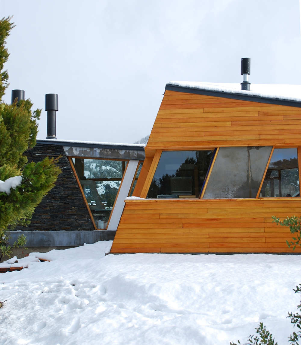 Tiny Home Designs: A Vacation Home By G2 Estudio In Argentina