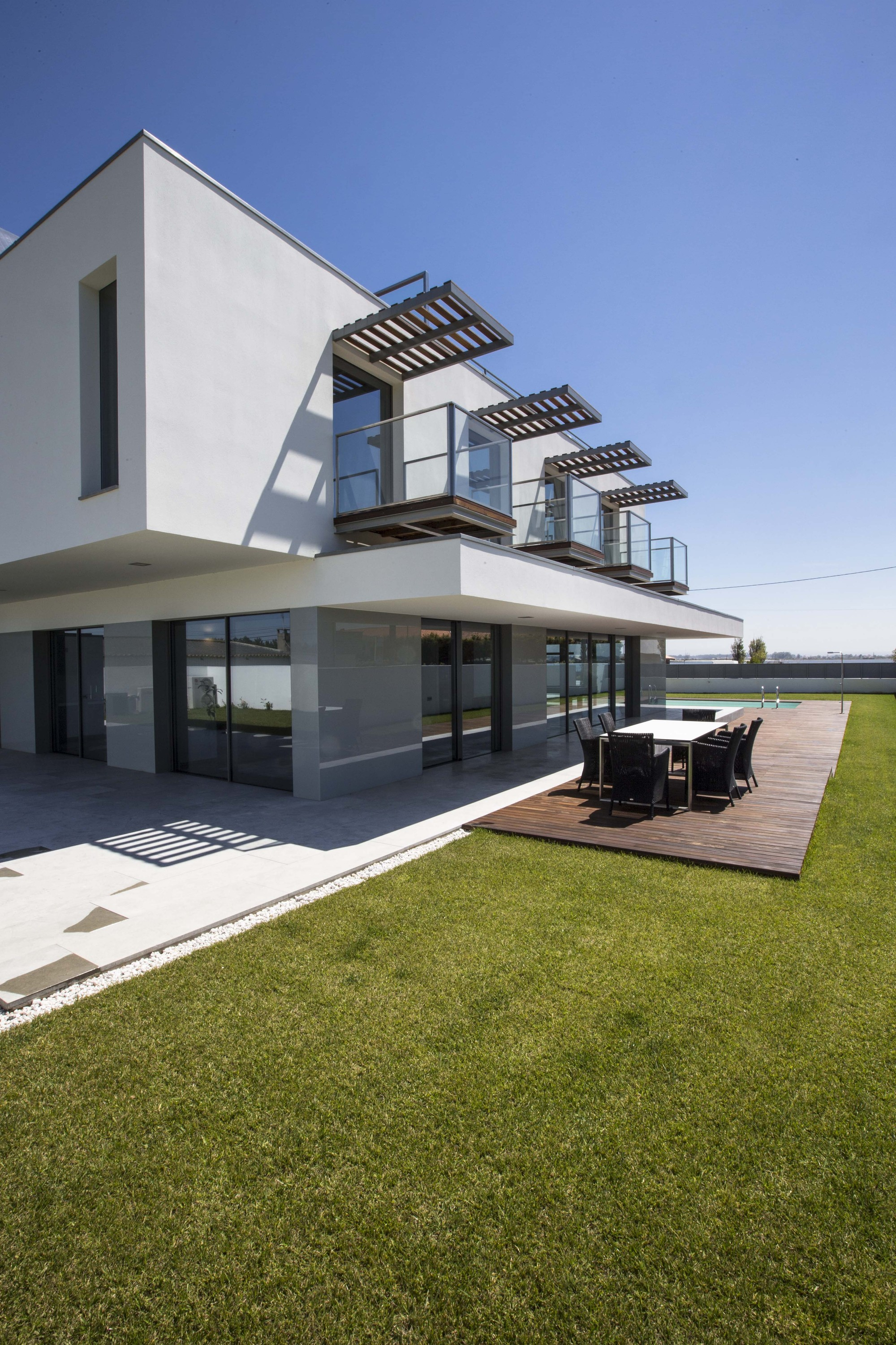 Va house by atelier d 39 arquitectura j a lopes da costa in for Atelier arquitectura