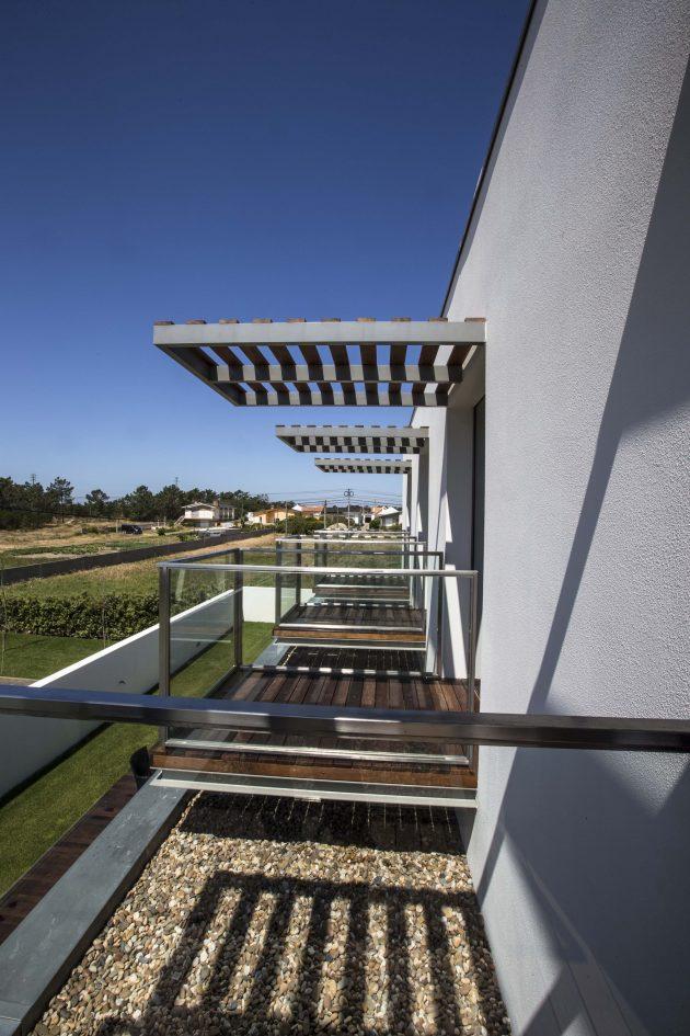 VA House by Atelier dArquitectura J. A. Lopes da Costa in Portugal