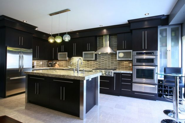18 Black Kitchen Designs For Everyone Who Thinks Outside The Box
