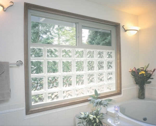 Charming Ideas Of Glass Block Windows To Enhance Your Home Decor