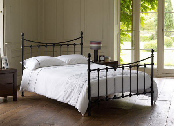 17 Timeless Metal Bed Designs That Will Fit In Any Interior Style