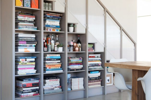 16 Super Functional Ideas How To Use The Space Under The Stairs