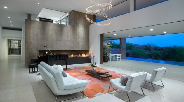17 Astonishing Living Room Designs That Abound With Minimalism