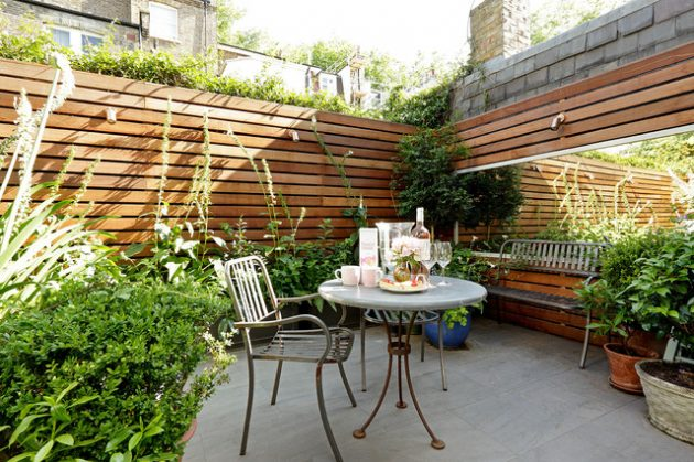 19 Fascinating Ideas For Decorating Backyard Patio