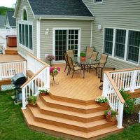 Wooden Terrace Fence- Beautiful Addition To Every House