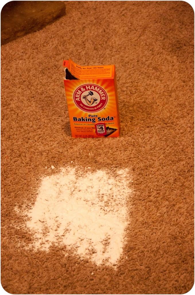 Vinegar Coffee Stain Carpet