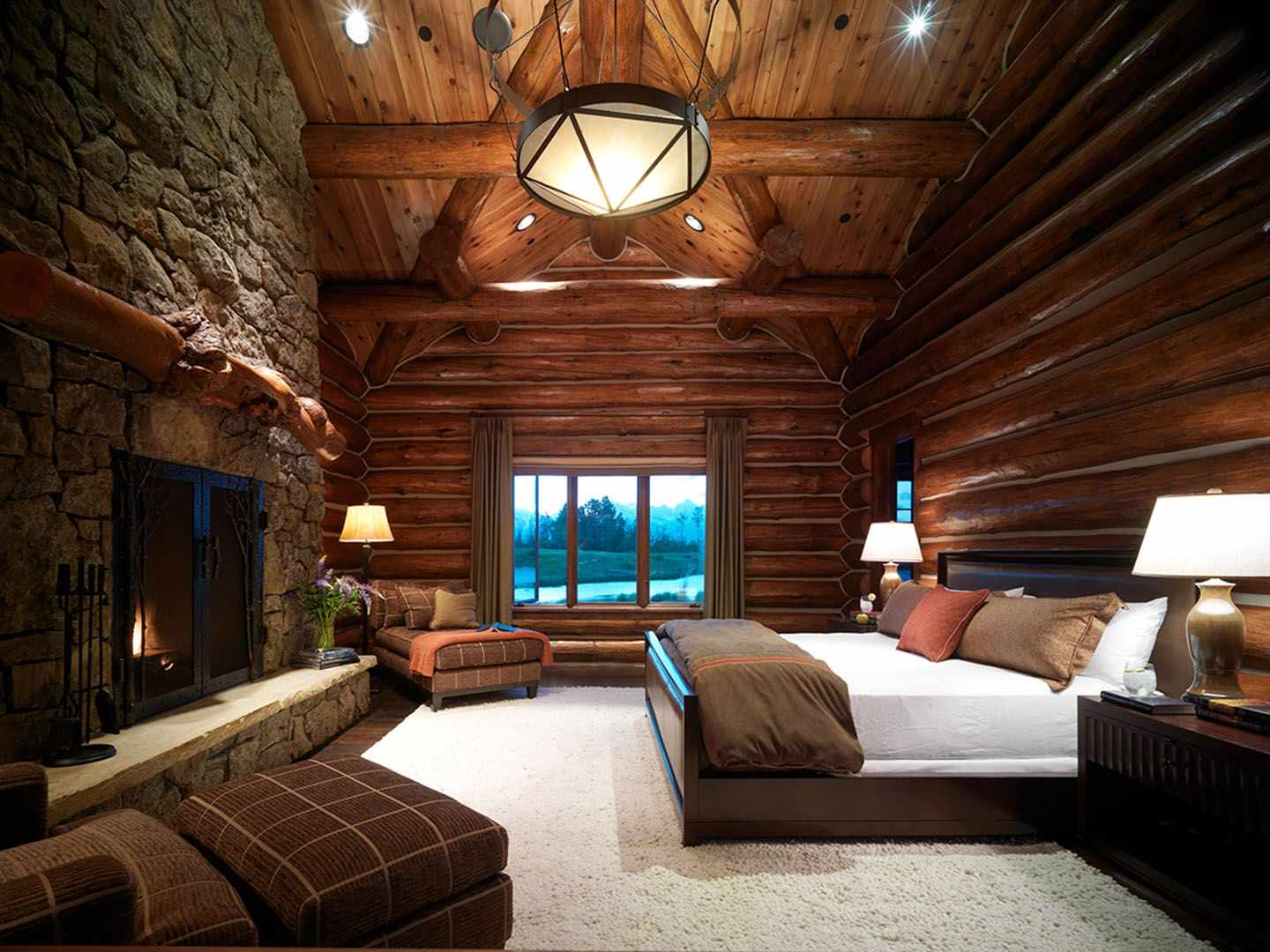 Bedroom Ideas: 15 Wicked Rustic Bedroom Designs That Will Make You Want Them