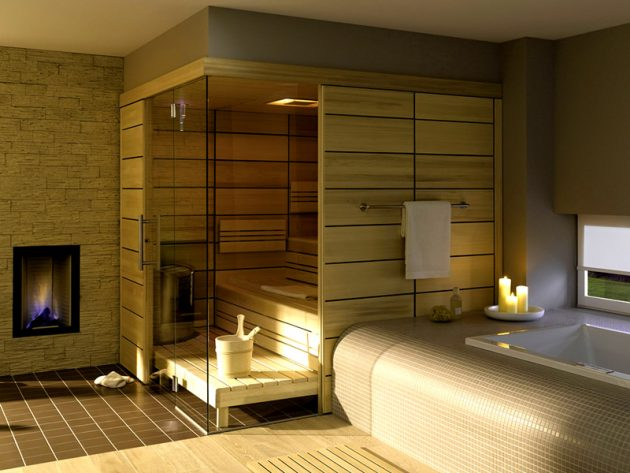 Sauna In The Home- 17 Outstanding Ideas That Everyone Need To See