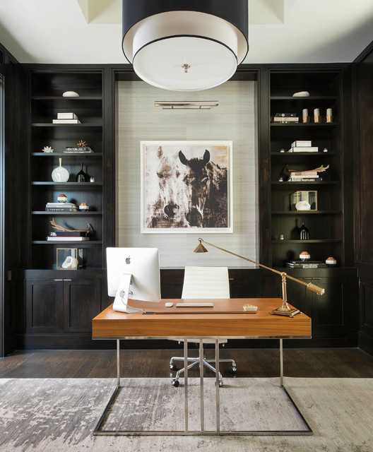19 Cool & Productive Home Office Designs That Everyone