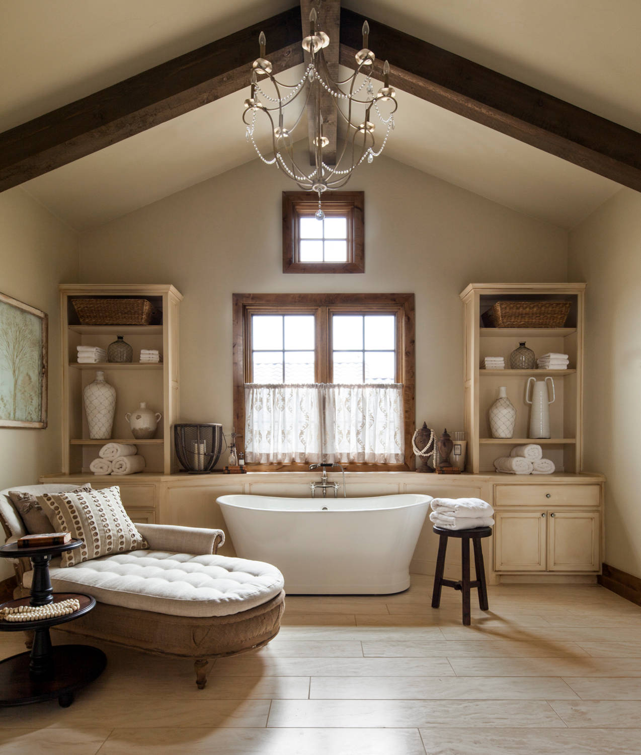 Bathroom Ideas: 16 Fantastic Rustic Bathroom Designs That Will Take Your