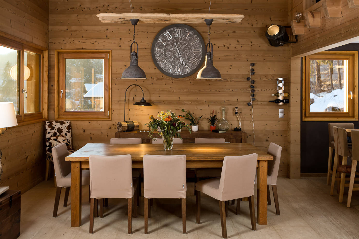 rustic dining room decorating ideas 16 majestic rustic dining room designs you can t miss out 25602