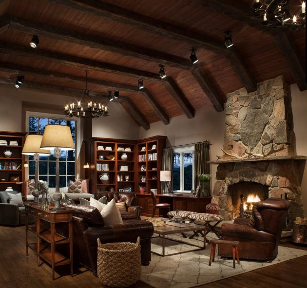 16 Sophisticated Rustic Living Room Designs You Won't Turn Down