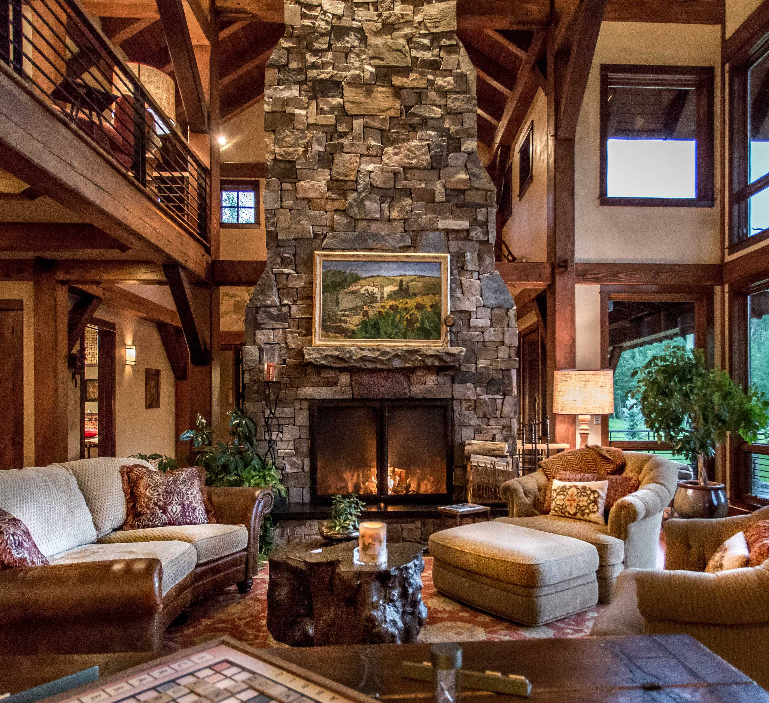 Pics Of Living Rooms: 16 Sophisticated Rustic Living Room Designs You Won't Turn