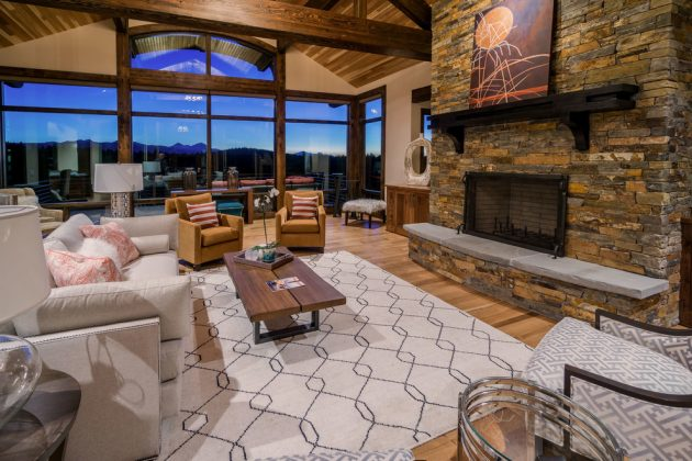 16 Sophisticated Rustic Living Room Designs You Wont Turn Down