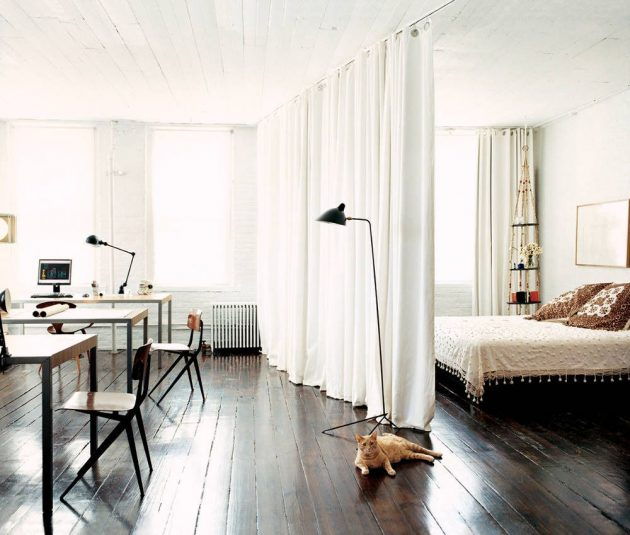 17 Marvelous Small Apartment Bedroom Designs That Will