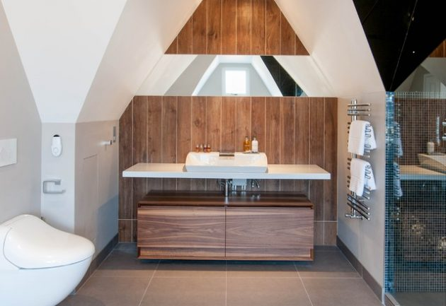 20 Beautiful Examples How To Enhance The Look Of The Bathroom With Simple Details