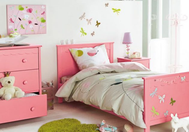 18 Cute Girl's Bedroom Designs Like From The Fairy Tales