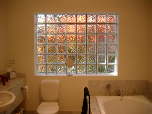 21 charming ideas of glass block windows to enhance your
