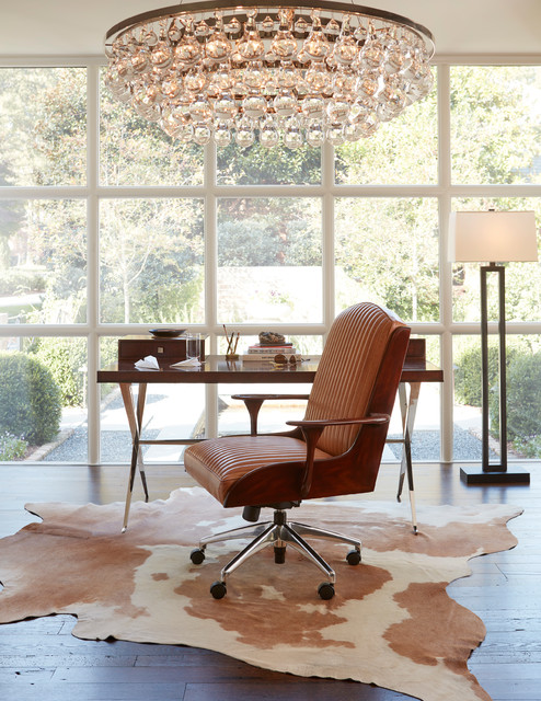 19 Cool & Productive Home Office Designs That Everyone Should See