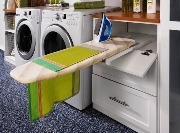12 Most Creative Ideas Where To Hide Your Ironing Board