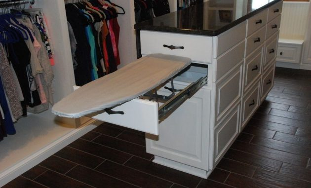12 Most Creative Ideas Where To Quot Hide Quot Your Ironing Board