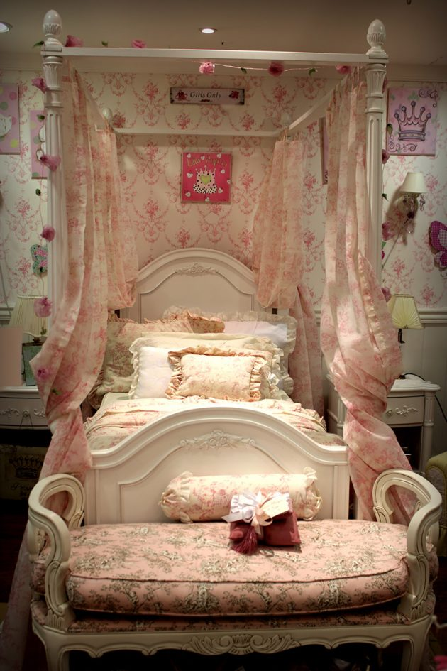 18 Cute Girl S Bedroom Designs Like From The Fairy Tales