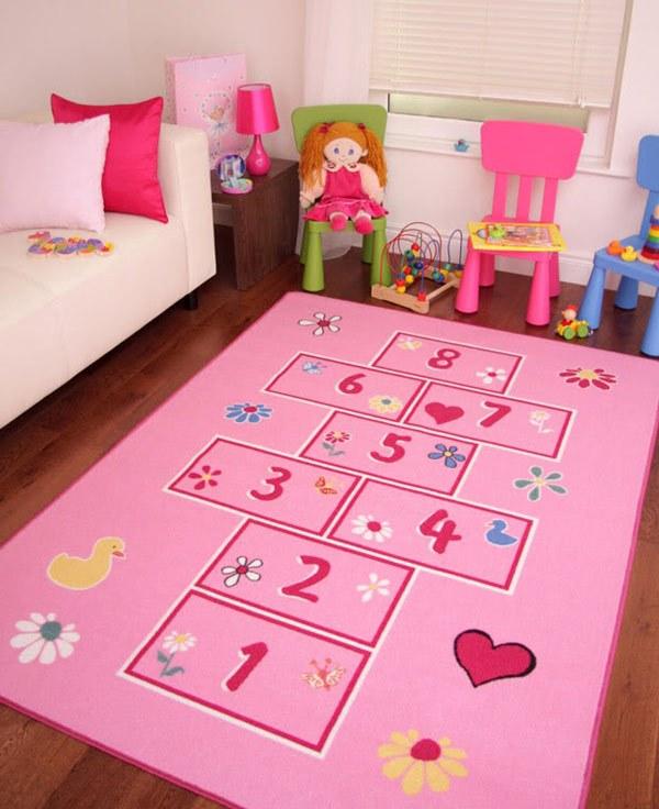 Carpet Designs To Surprise Your Kids