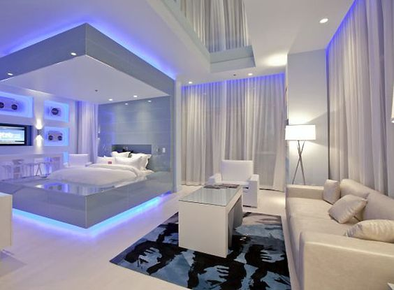 17 Fascinating Bedroom Lighting Ideas That Everyone Should See