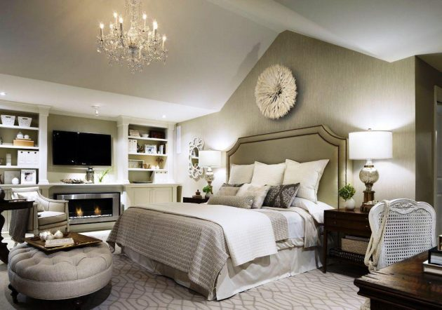 Beautiful Bedroom In The Basement  Why Not?