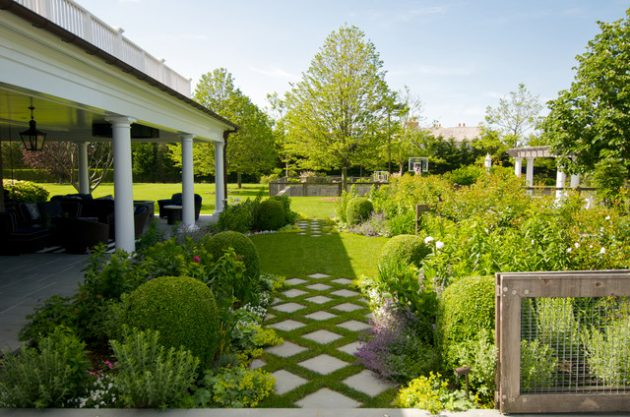 17 Gorgeous Ideas For Properly Decorating Lawn