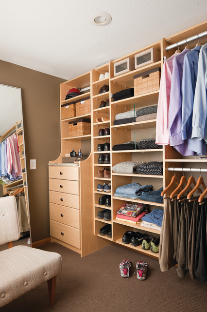 15 Modern Closet Designs For Elegant Ambience
