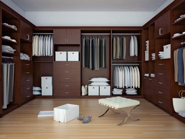 15 Modern Closet Designs For Elegant Ambience