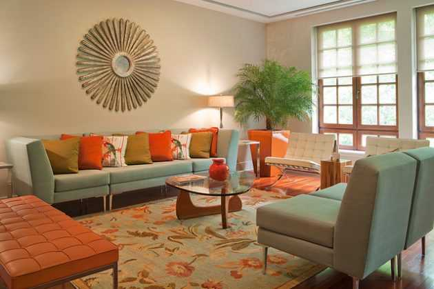 vintage living room ideas 18 magnificent ideas for decorating retro living room 4072