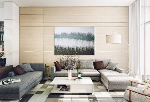 17 Stunning Ideas To Decorate Stylish Living Room