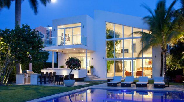 96 Golden Beach Drive by SDH Studio in Florida, USA