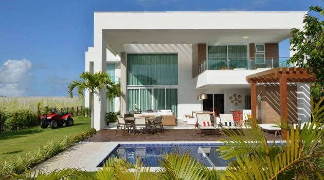 Bahia Beach House by Pinheiro Martinez Arquitetura in Brazil