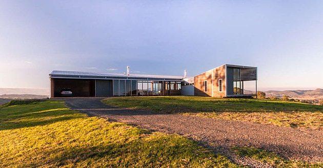 Benbulla House by Austin Mcfarland Architects in Australia