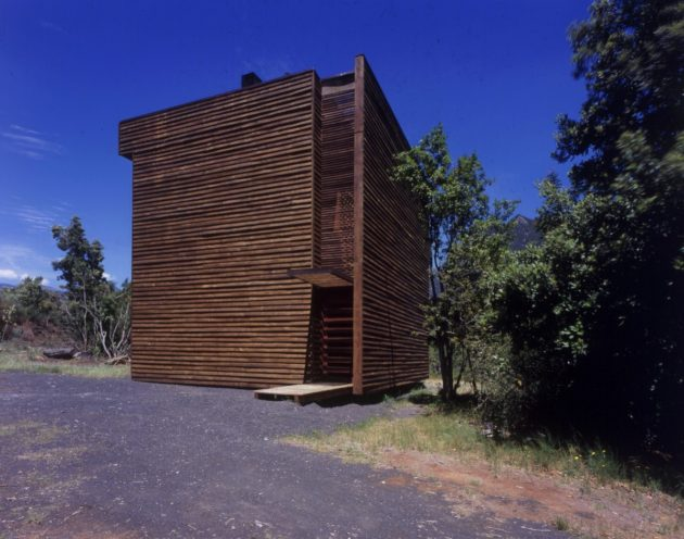 Casa del Fuego by Cazú Zegers in Chile