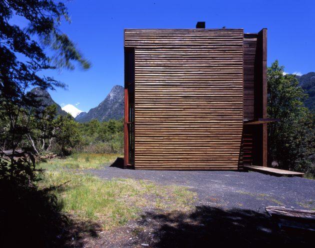 Casa del Fuego by Cazú Zegers in Chile