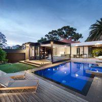 Curva House by LSA Architects & Interior Design in Melbourne, Australia